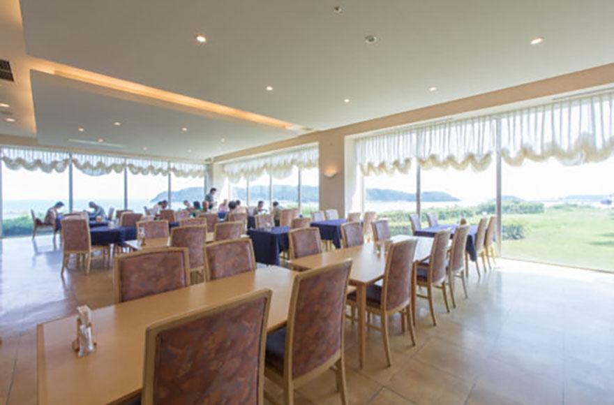 ホテル&リゾーツ 和歌山 串本 レストラン ソレイユ