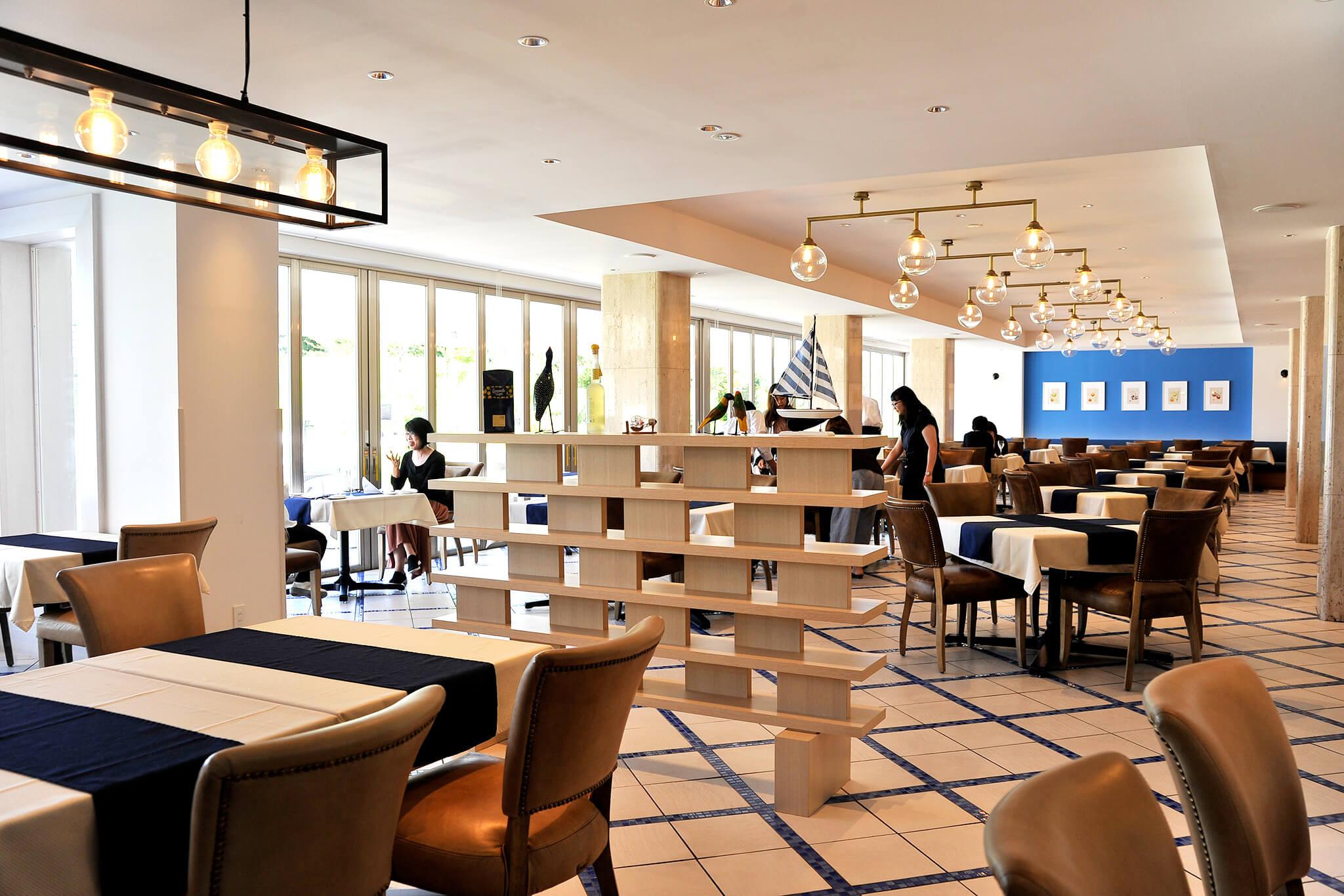 インフィニート  ホテル&スパ南紀白浜  ガーデンレストラン  ジョヴァンニ